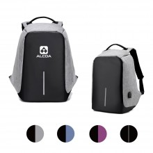 Anti Theft Smart USB Charging Backpack