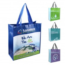 Custom Laminated Non-Woven Poly Pro Tote Bag
